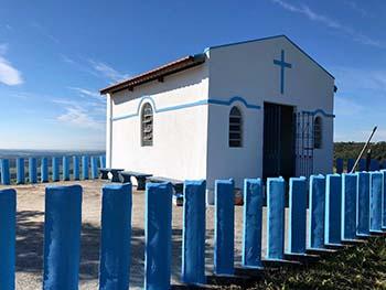 Cinco mirantes Capela de São Cristovão