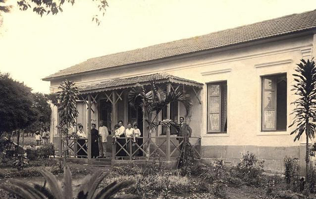 Casa onde morou Maria José Dupré,