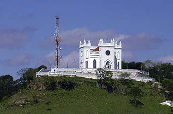 cinco Mirantes de Botucatu Igreja de Santo Antônio