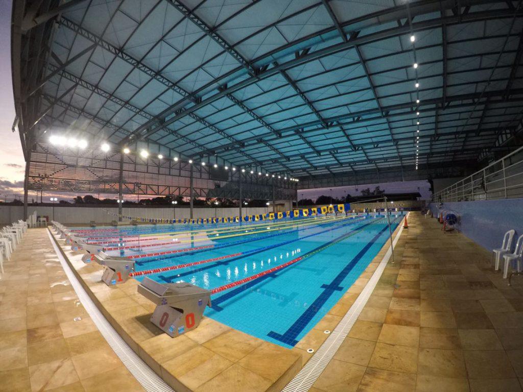 Arena ABDA nado livre