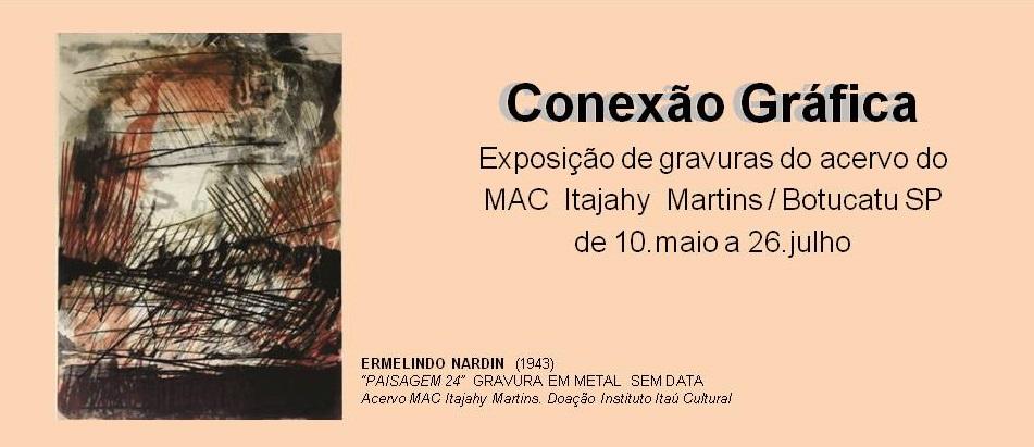 Exposição Conexão Gráfica
