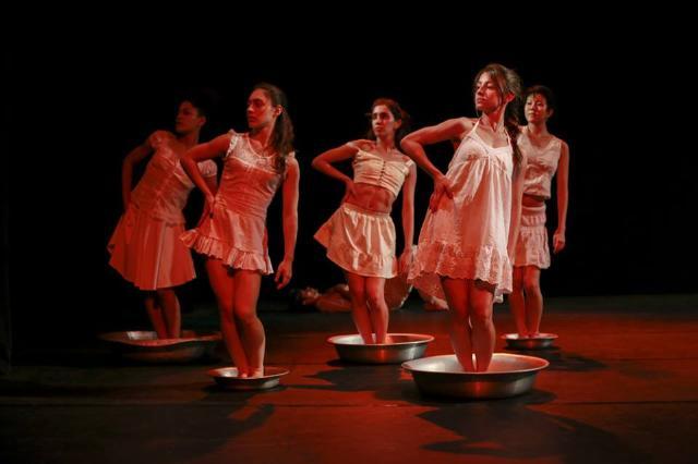 Companhia Estável de Dança. (Foto: Prefeitura de Bauru)