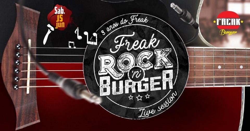 Rock 'n Burguer em Marília