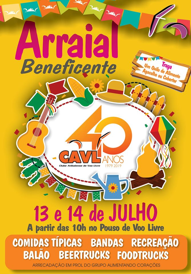 arraial beneficente