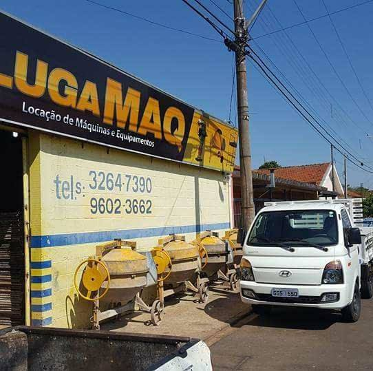 Alugamaq equipamentos para locação