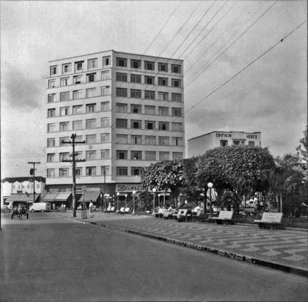 Edifício-Paiva-Araçatuba-Árvores