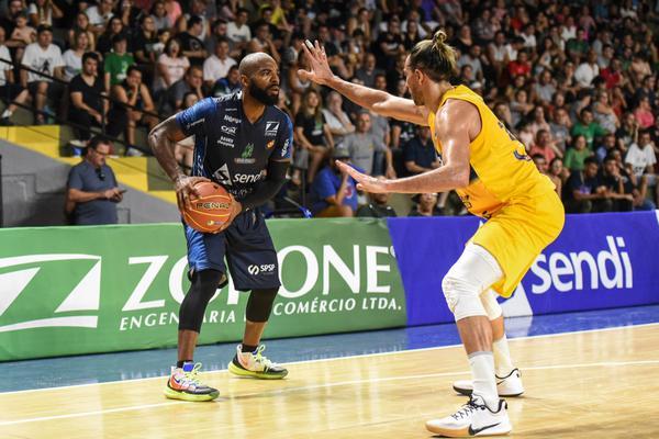 Grande final será no dia 14 de setembro na Panela de Pressão (Victor Lira/Bauru Basket)