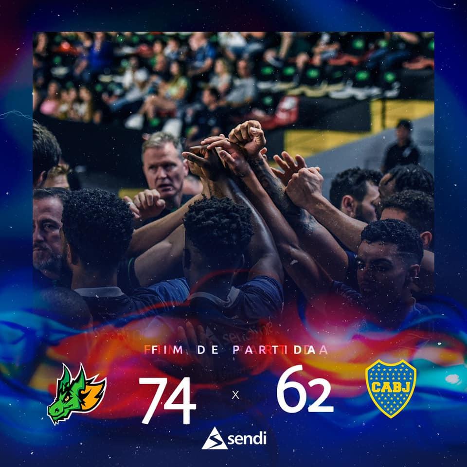 Bauru Basket se classifica para a final do Interligas (Foto: Facebook/Bauru Basket)