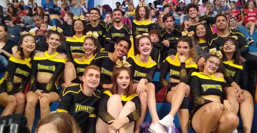 Cheerleaders Texuguetes