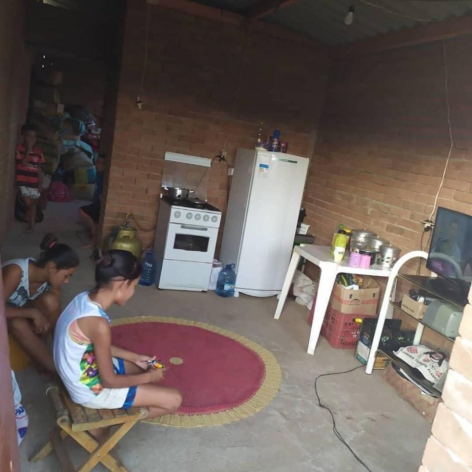Projeto bauruense constrói casas