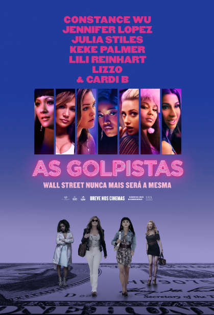 Cinema As Golpistas