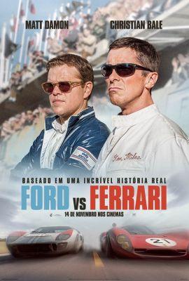 Cinema Ford vs Ferrari