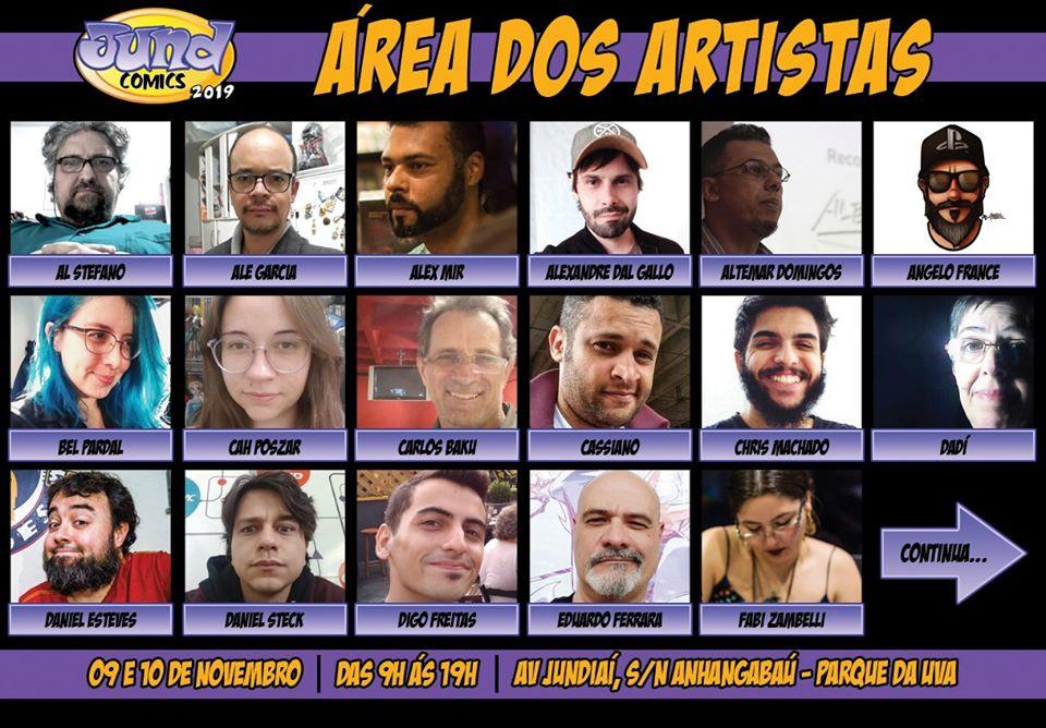 jundcomics artistas