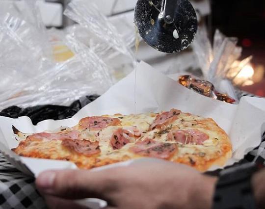 sinal da pizza