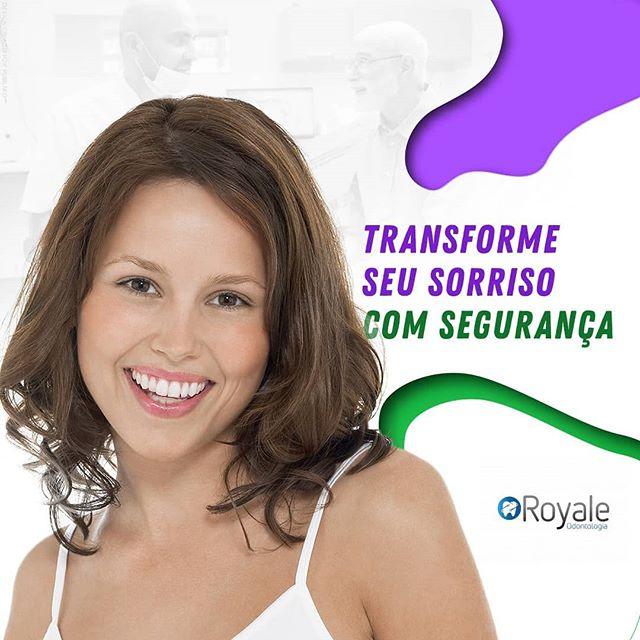 Royale Odontologia em Botucatu. Tratamentos inovadores e com qualidade e conforto.