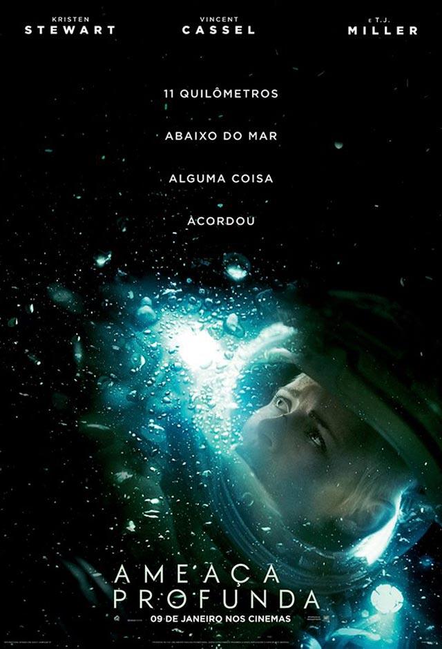 Cartaz oficial do filme Kursk - A Última Missão