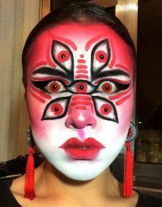 Koichi Sonoda Maquiagem Artística 3D