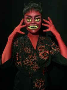 Koichi Sonoda - Maquiagem Artística Hannya