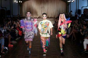 Koichi Sonoda Desfile Amapô São Paulo Fashion Week