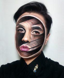 Maquiagem Artística 3D