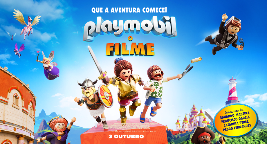 Cinema Playmobil