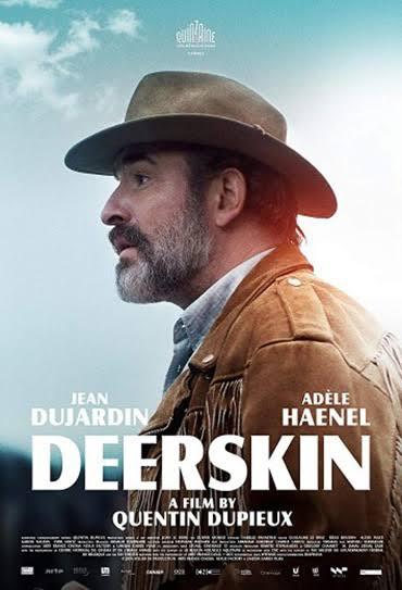 Cartaz oficial do filme Deerskin