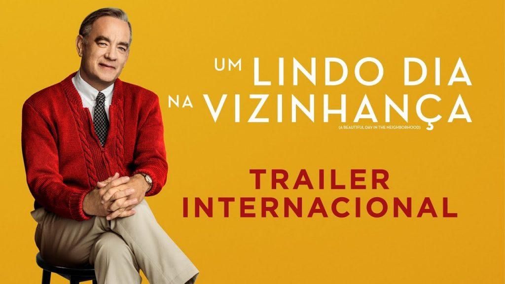 Cartaz oficial do filme Um Lindo Dia na Vizinhança