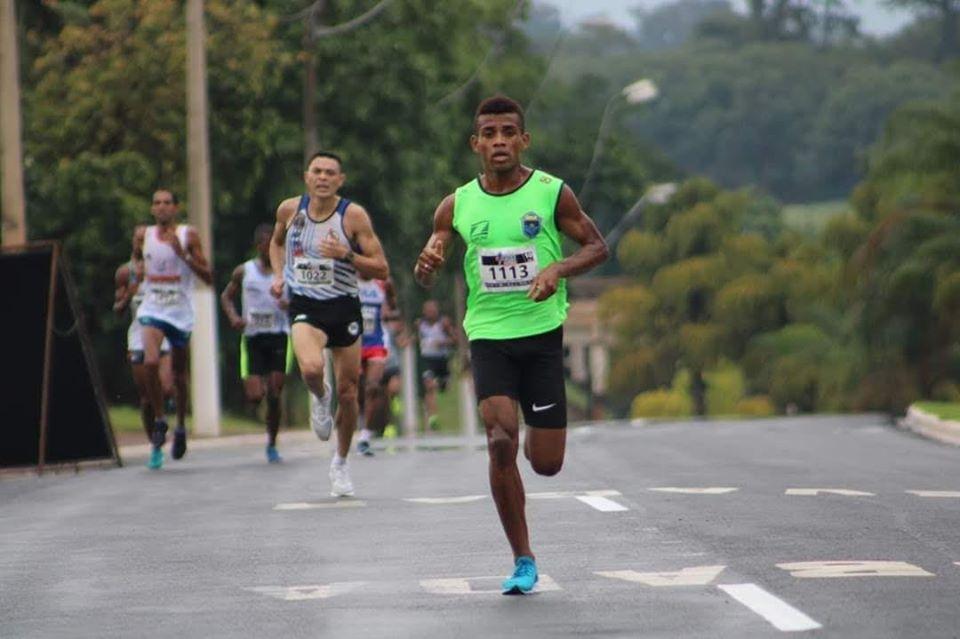Daniel Nascimento, atleta da ABDA