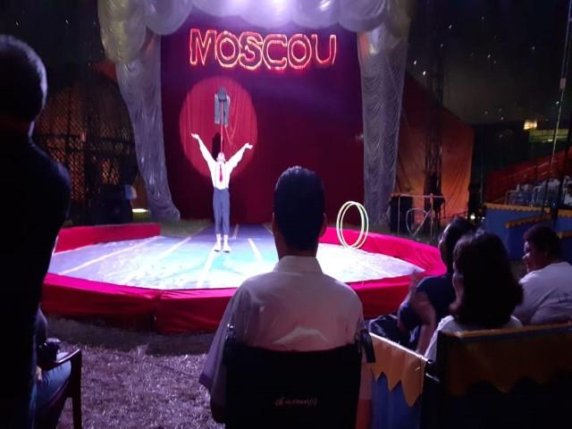 """Em parceria com o Fundo Social, Circo Moscou promove """"sessão solidária"""""""