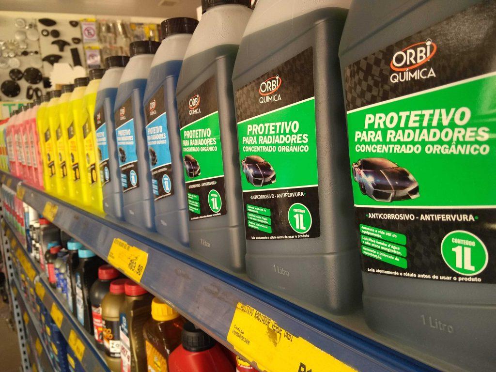 todo tipo de produtos de limpeza e manutenção na spx acessórios e autopeças