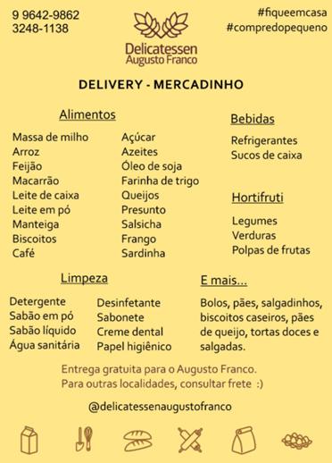entrega Aracaju
