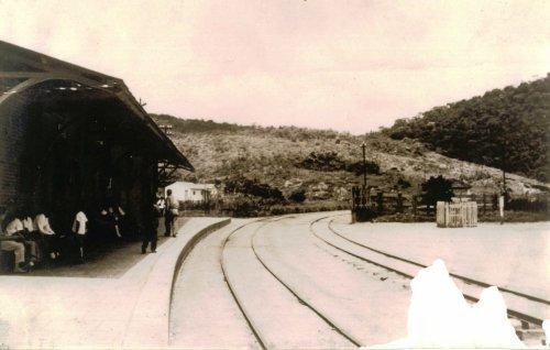 parte da história de itupeva passou por essa estação
