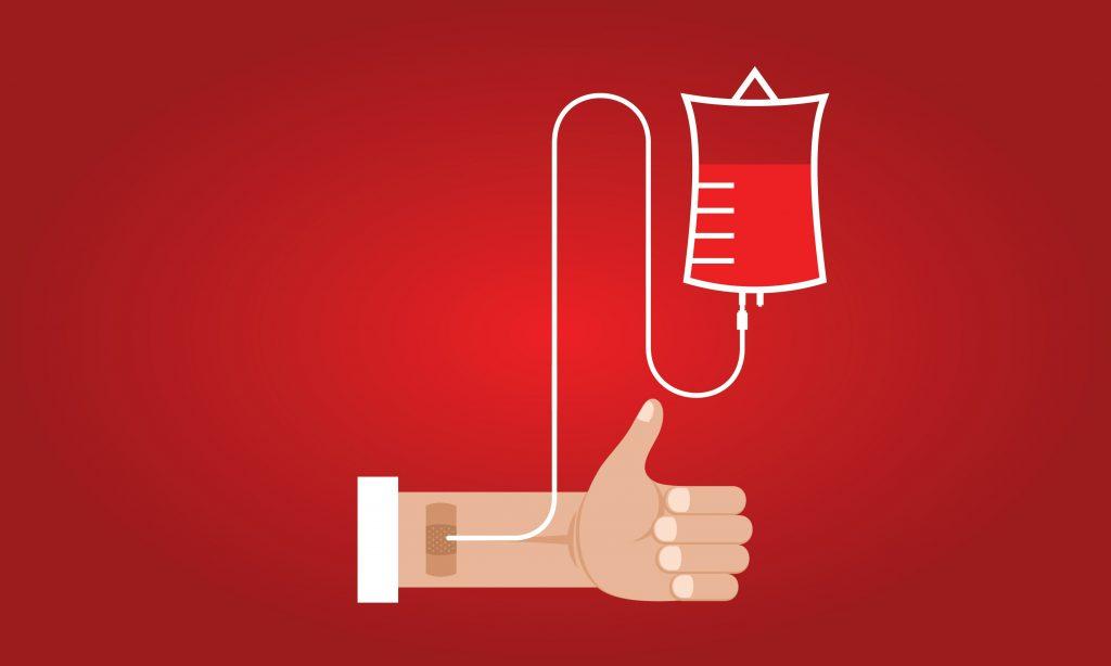 doe sangue, salve vidas!