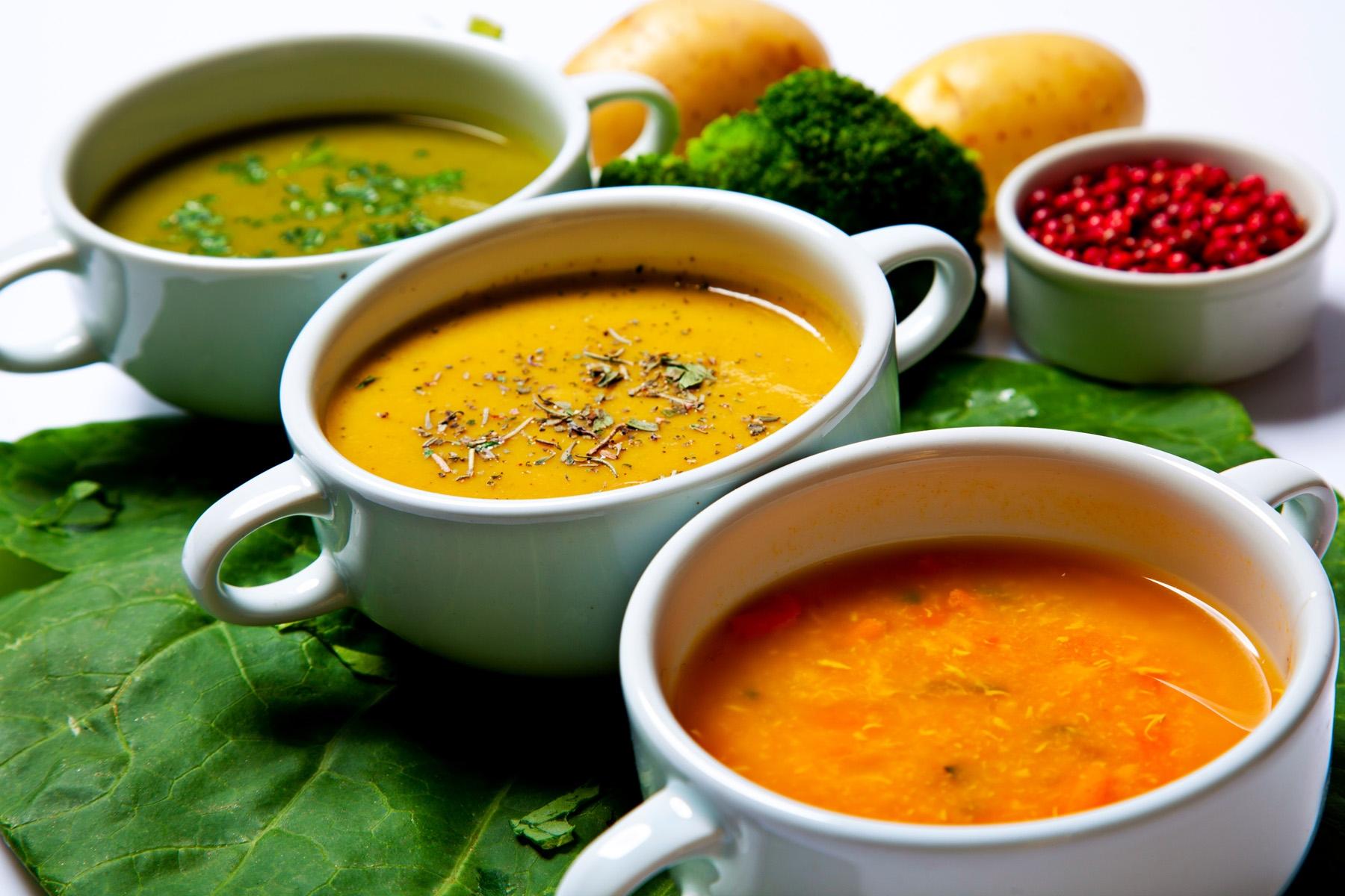 caldos e sopas em jundiaí
