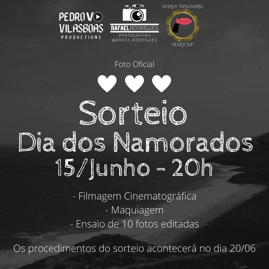 Semana do Amor: concorra a 15 sorteios de Dia dos Namorados em Presidente Prudente