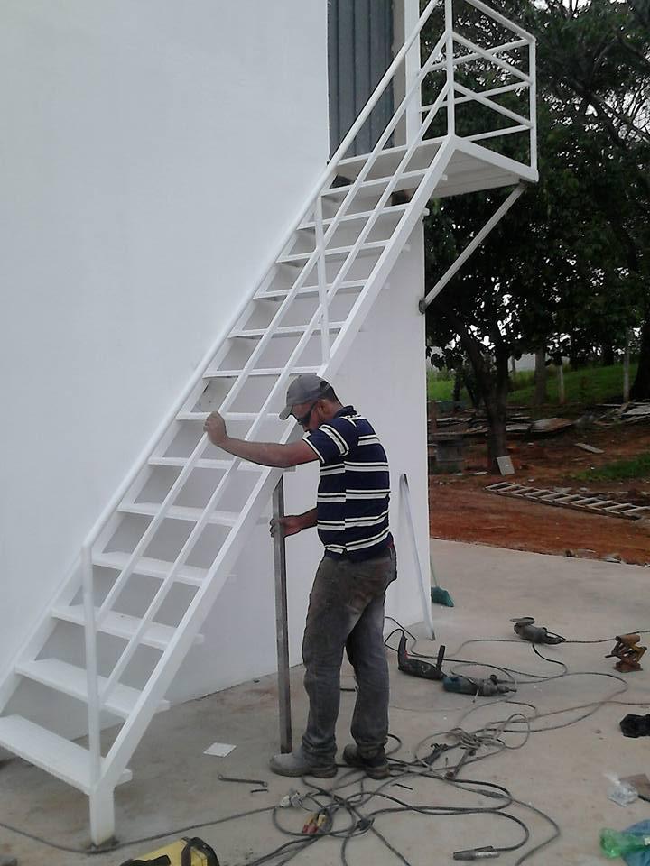 Serralheria São José: qualidade na produção e instalação de estruturas metálicas