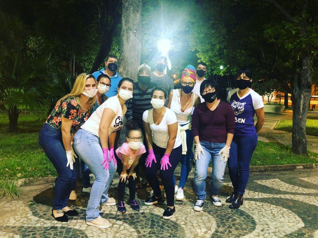 Grupo de amigos promove sopão solidário para moradores de rua em Presidente Prudente