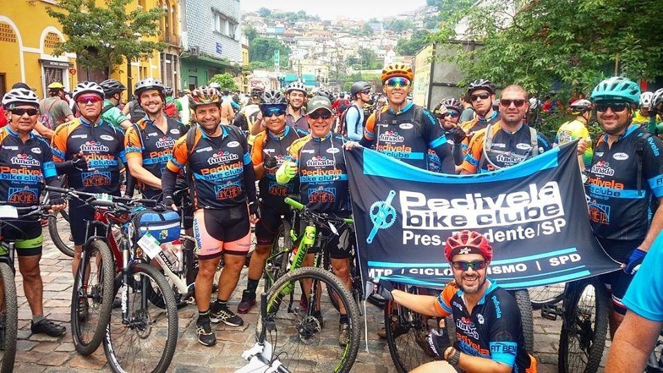 Dia Nacional da Bicicleta: conheça história do grupo de ciclistas Pedivela Bike Clube