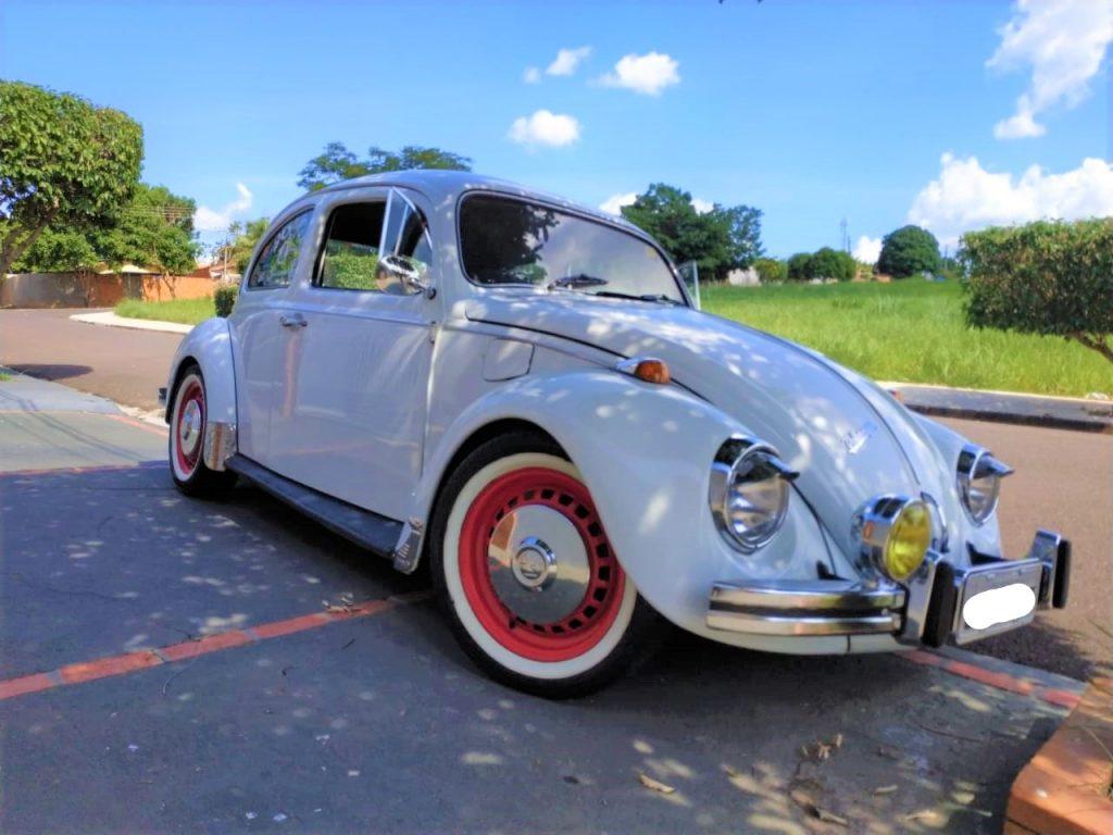 Os 100 Fusquinhas: conheça a história do grupo composto por amantes de carros antigos