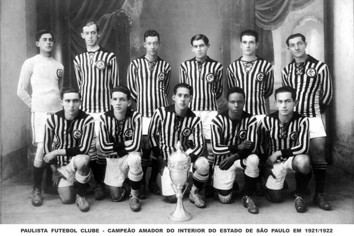 paulista fc campeao 1921