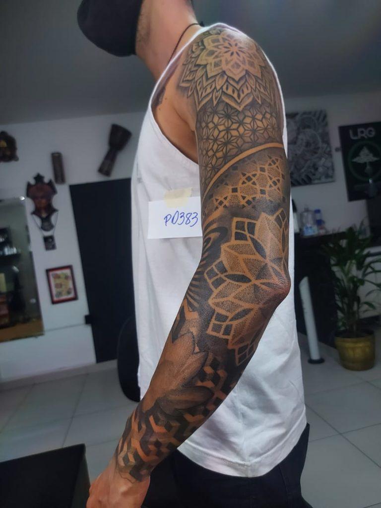 Tatuagem Cisco