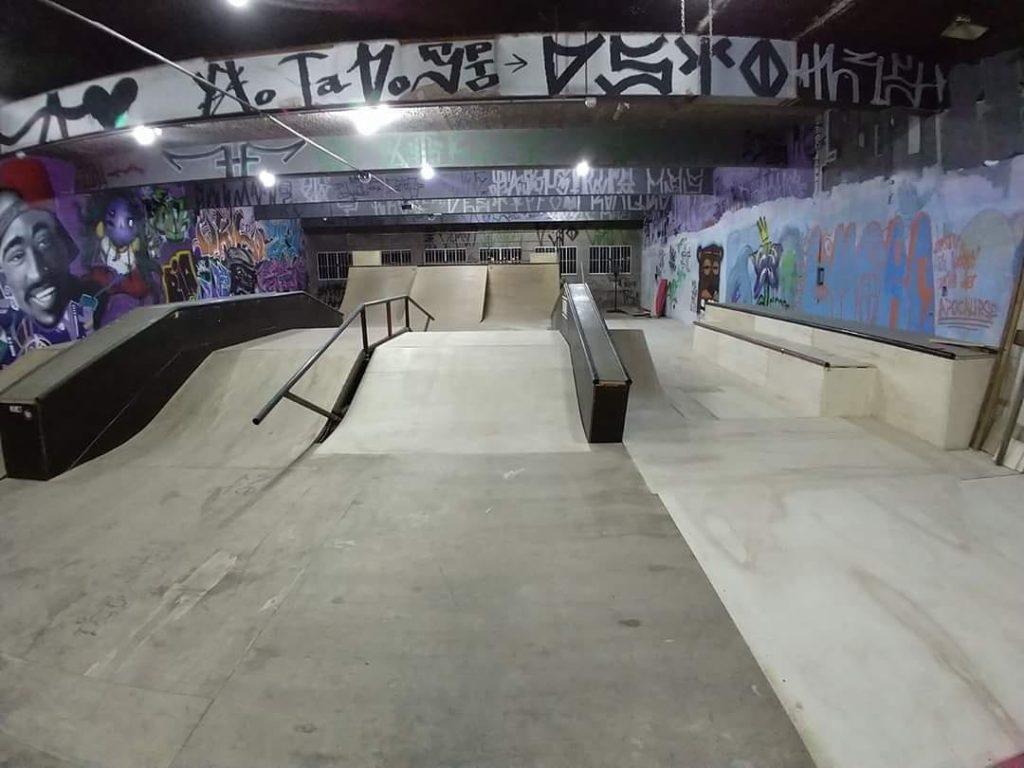 pistas de skate em Bauru