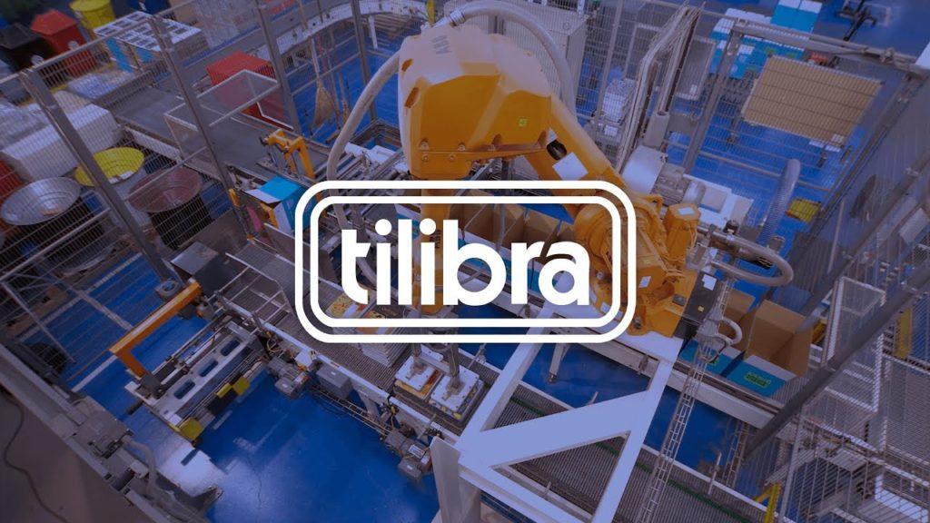 Grandes empresas que são de Bauru e você não sabia. Na foto, o logo e uma imagem da Tilibra.