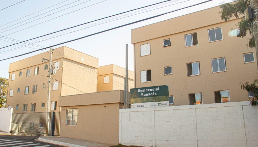 Residencial Manacás Bauru campanha doação de ração