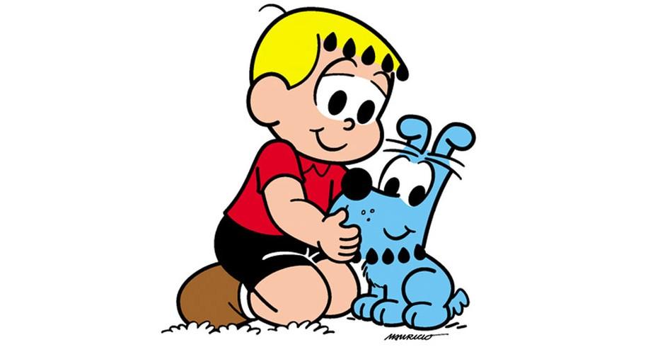 Franjinha, personagem de Mauricio de Sousa da Turma da Mônica, é baseado em sobrinho bauruense do cartunista.