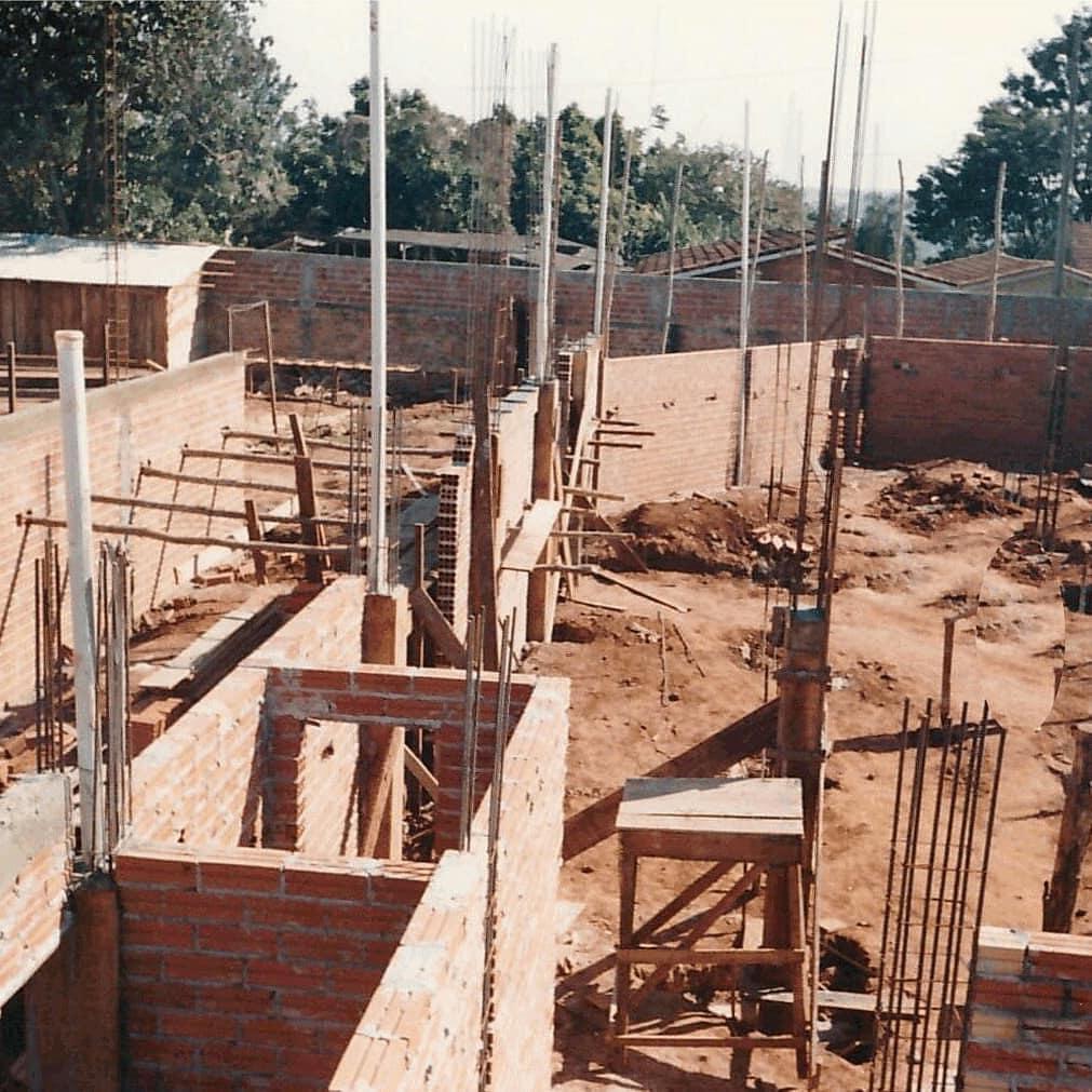 Construção da nova Della Preve
