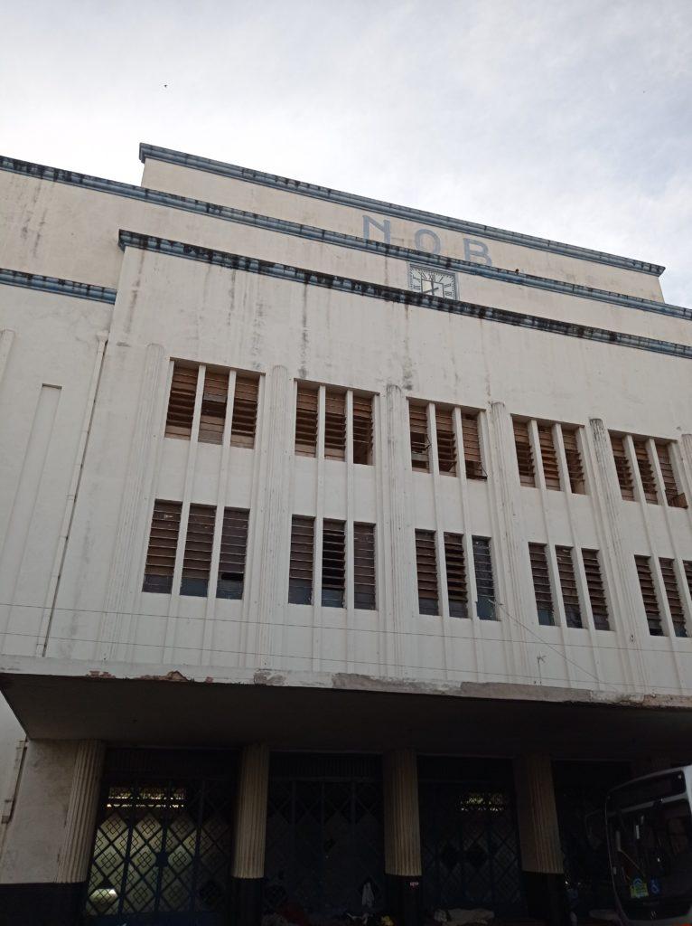 Fachada da Estação Central da NOB. Orgulhos de Bauru: Como era andar de trem na cidade?