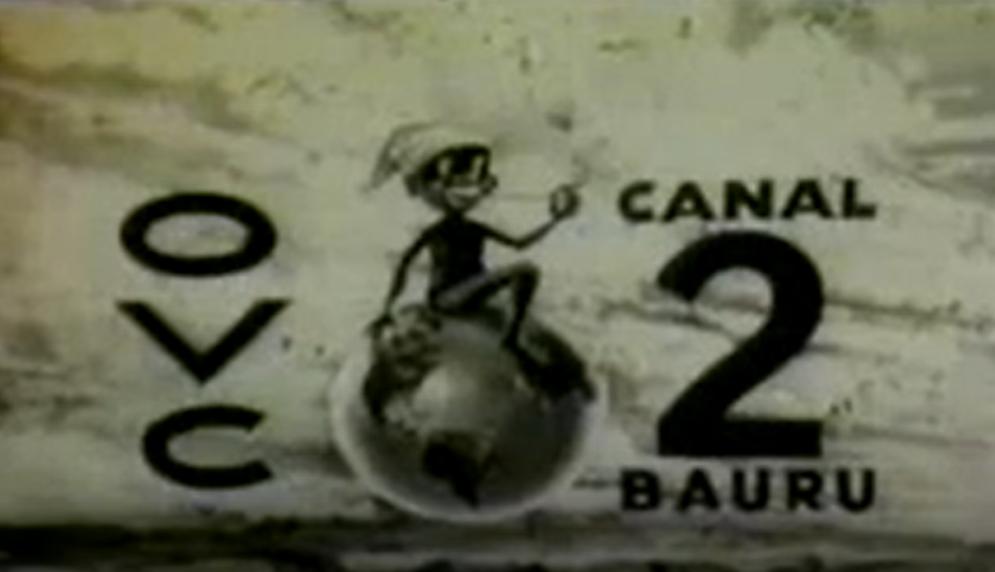 Canal Dois, primeiro canal de televisão em Bauru